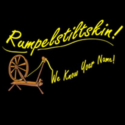 Picture of Rumpelstiltskin! We Know Your cover art.