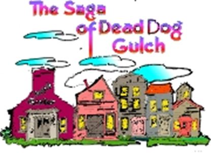 Picture of Saga-Dead Dog Gulch cover art.