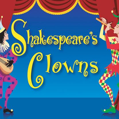 Picture of Shakespeare's Clowns cover art.