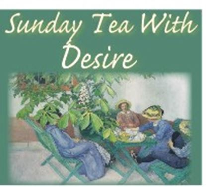 Picture of Sunday Tea With Desiree cover art.
