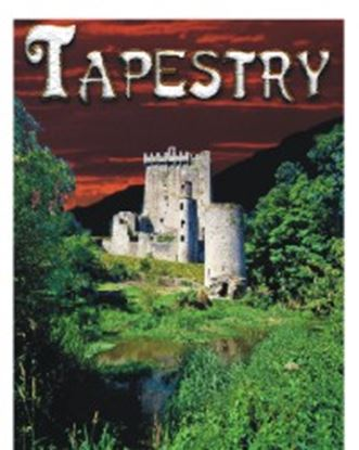 Picture of Tapestry cover art.