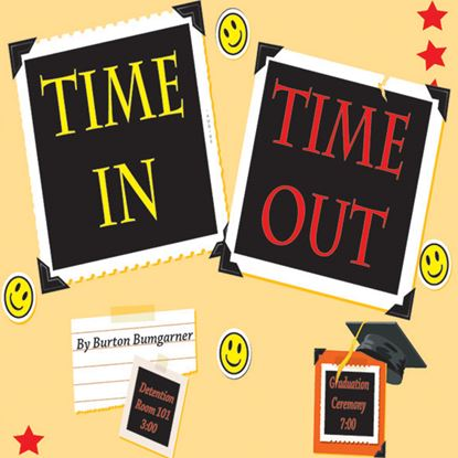 Picture of Time In / Time Out cover art.