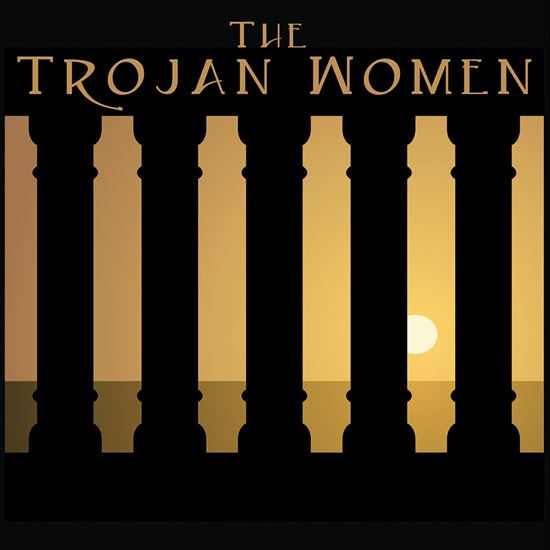 Picture of Trojan Women, The cover art.