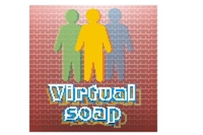 Picture of Virtual Soap cover art.