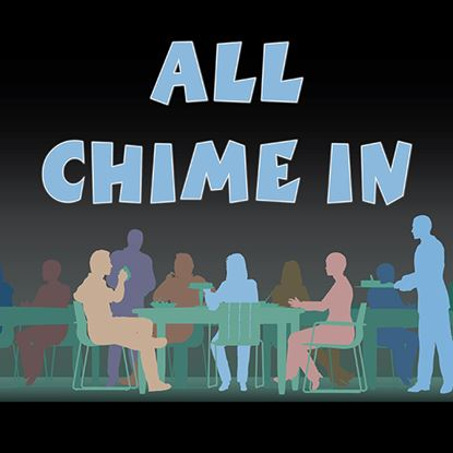 Picture of All Chime In cover art.