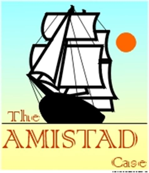 Picture of Amistad Case cover art.