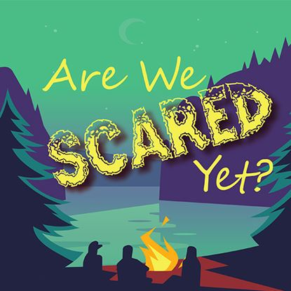 Picture of Are We Scared Yet? cover art.
