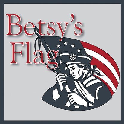 Picture of Betsy's Flag cover art.