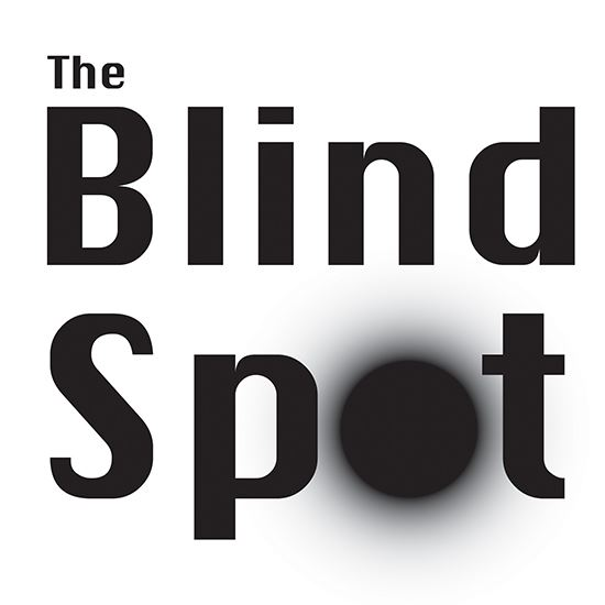 Picture of Blind Spot, The cover art.