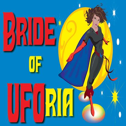 Picture of Bride Of Uforia cover art.