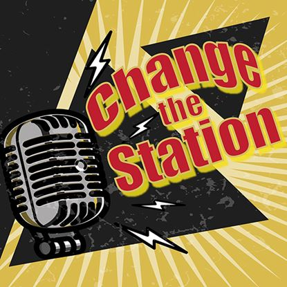 Picture of Change The Station cover art.