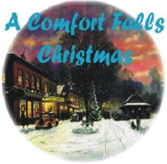 Picture of Comfort Falls Christmas cover art.