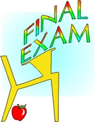 Picture of Final Exam cover art.