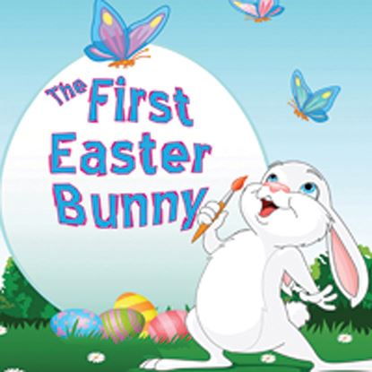 Picture of First Easter Bunny cover art.