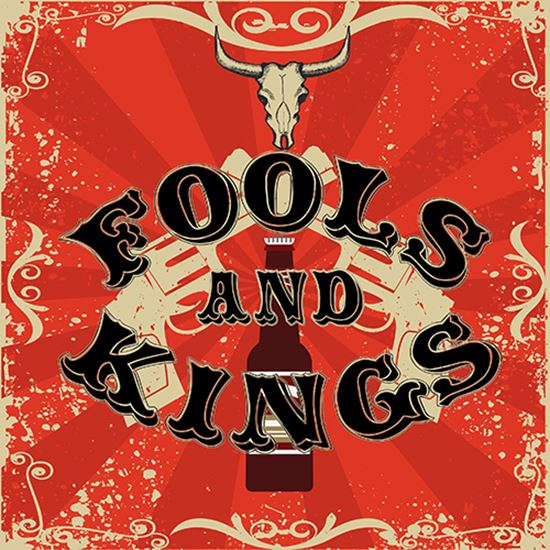 Picture of Fools And Kings cover art.