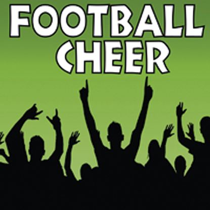 Picture of Football Cheer cover art.