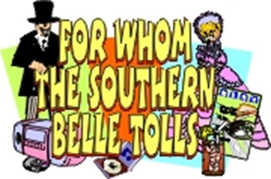 Picture of For Whom The Southern Belle... cover art.