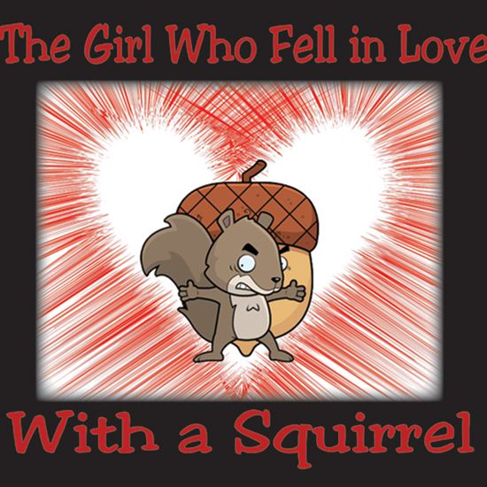 Picture of Girl Who Fell In Love-Squirrel cover art.