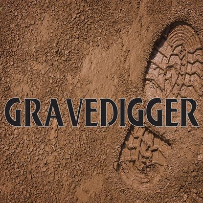 Picture of Gravedigger cover art.