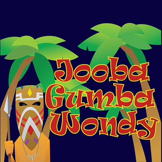 Picture of Jooba Gumba Wondy cover art.