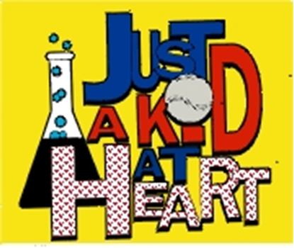 Picture of Just A Kid At Heart cover art.