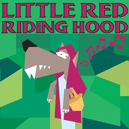 Picture of Little Red Riding Hood cover art.