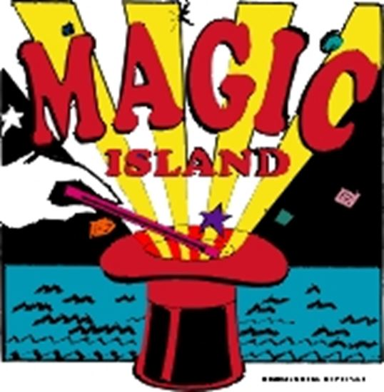 Picture of Magic Island cover art.