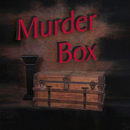 Picture of Murder Box (Full Length) cover art.