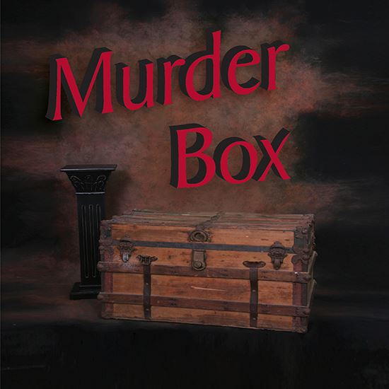 Picture of Murder Box (Full Length) cover art.