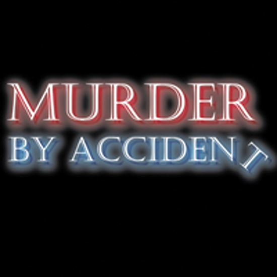 Picture of Murder By Accident cover art.