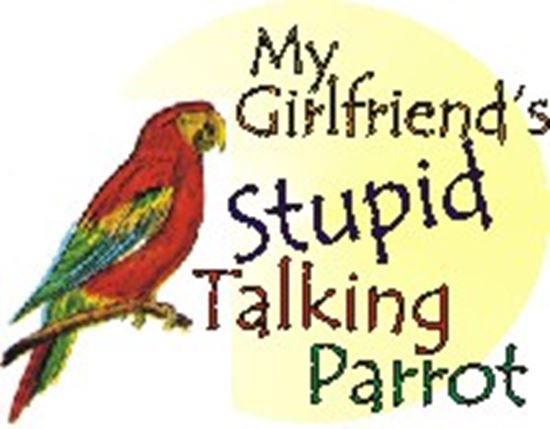 Picture of My Girlfriend's Stupid Talking cover art.