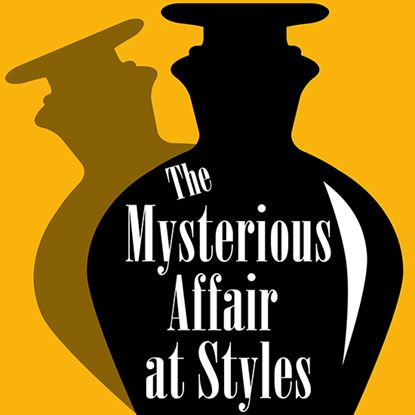 Picture of Mysterious Affair At Styles cover art.