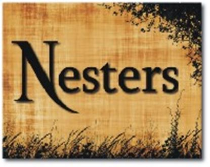 Picture of Nesters cover art.