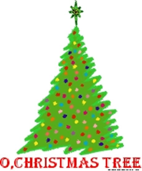 Picture of O, Christmas Tree! cover art.