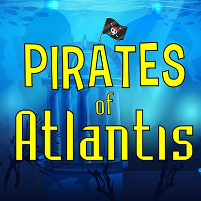 Picture of Pirates Of Atlantis cover art.
