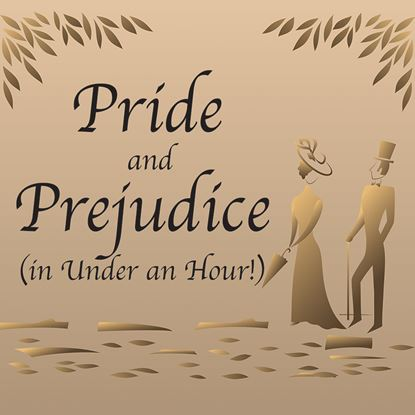 Picture of Pride And Prejudice (1 Hour!) cover art.