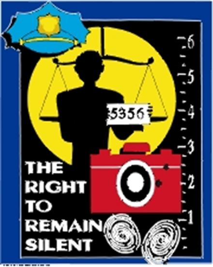 Picture of Right To Remain Silent cover art.