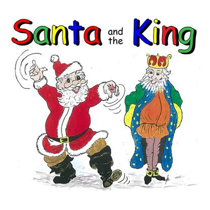 Picture of Santa And The King cover art.