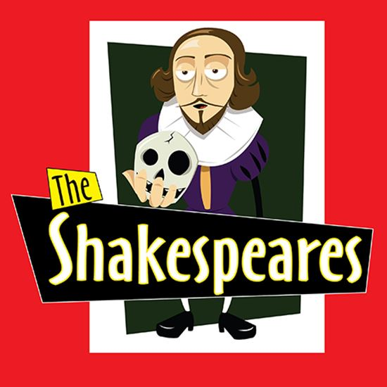 Picture of Shakespeares, The cover art.