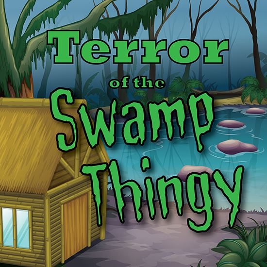 Picture of Terror Of The Swamp Thingy cover art.