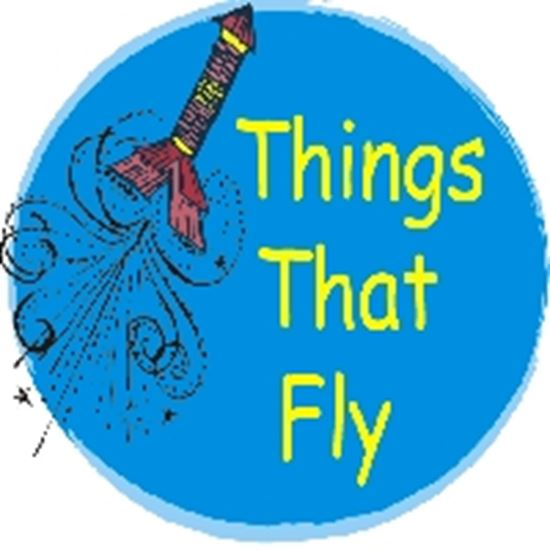 Picture of Things That Fly cover art.