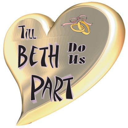 Picture of Till Beth Do Us Part cover art.