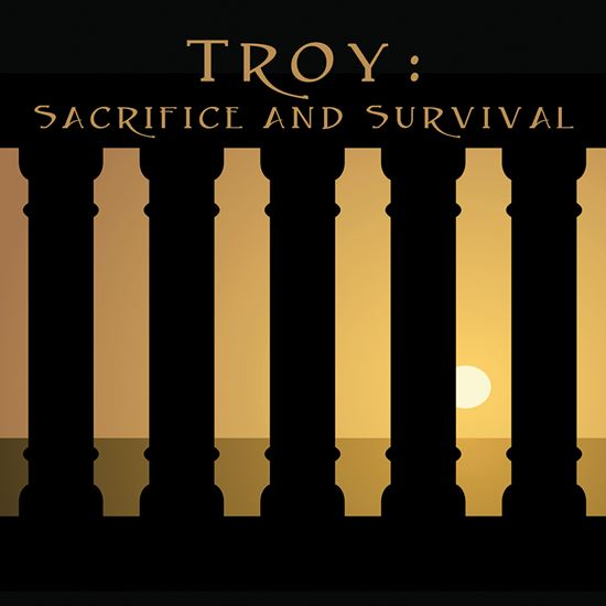 Picture of Troy: Sacrifice And Survival cover art.