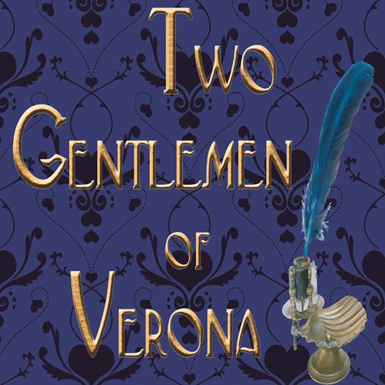 Picture of Two Gentlemen Of Verona cover art.