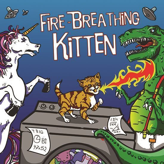 Picture of Fire-Breathing Kitten