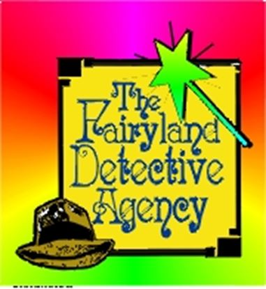 Picture of Fairyland Detective Agency cover art.