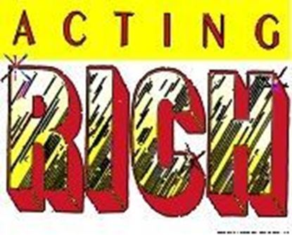 Picture of Acting Rich cover art.