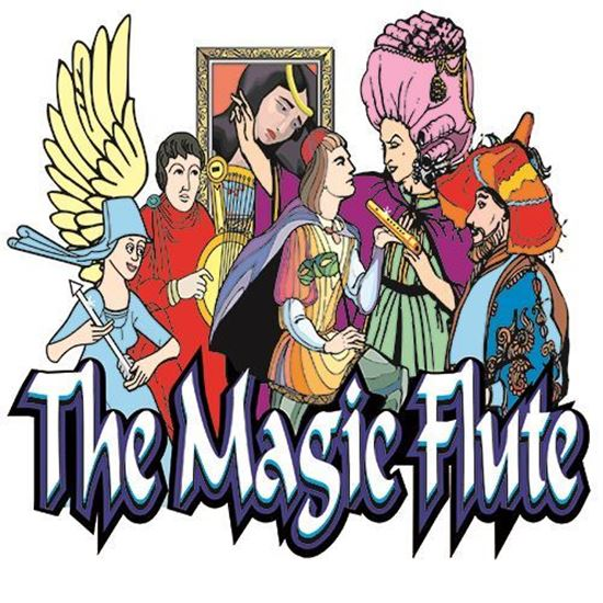Picture of Magic Flute cover art.