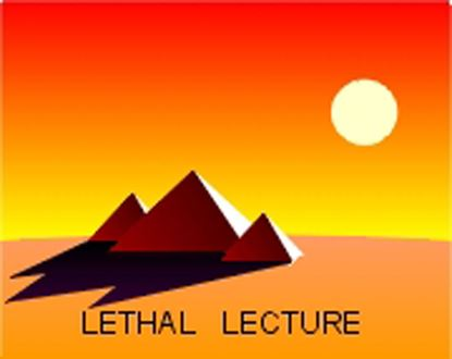 lethal-lecture